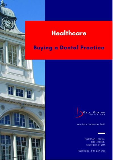 Guide to Buying a Dental Practice