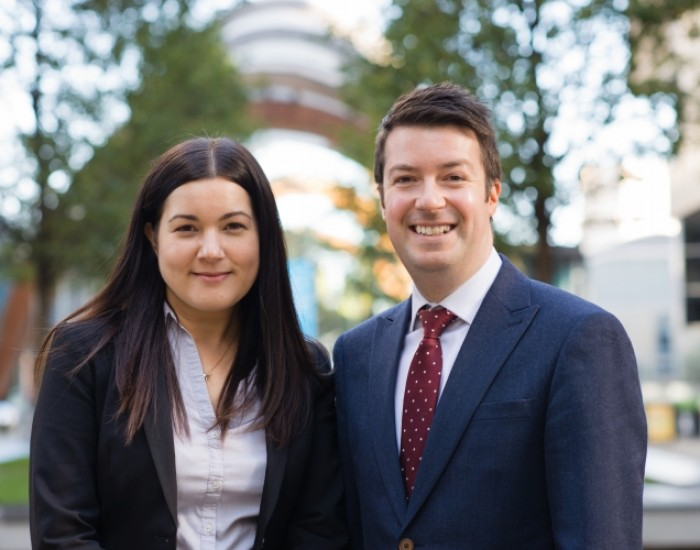 John Breeze and Katie Winslow accredited as Associate Members of Solicitors for the Elderly