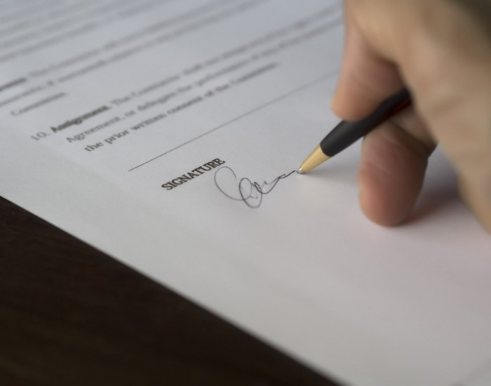 Signing a Will on behalf of someone via the Court of Protection.
