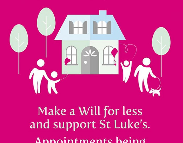 Supporting St Luke